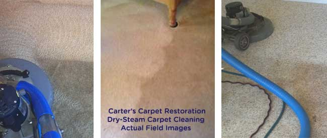 how to clean carpet at home video