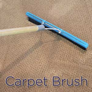 carpet grooming, carpet brush, carpet care