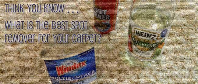 Best Spot Remover For Carpet Carter S Carpet Restoration