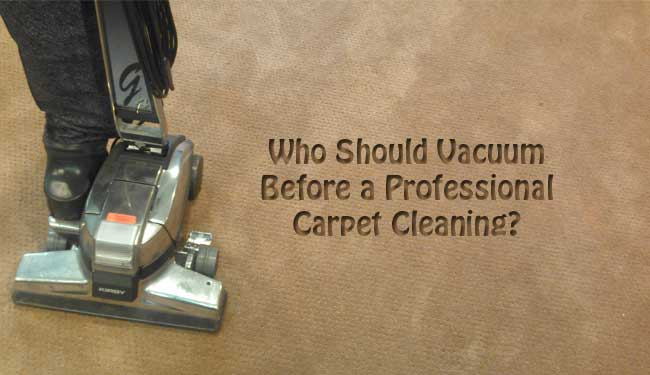 carpet cleanining, vacuum