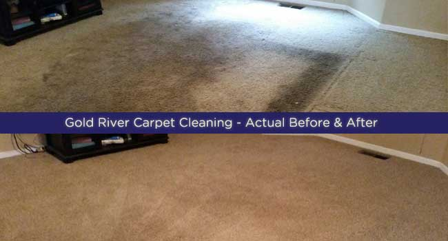 Rancho Cordova & Gold River Carpet Cleaning