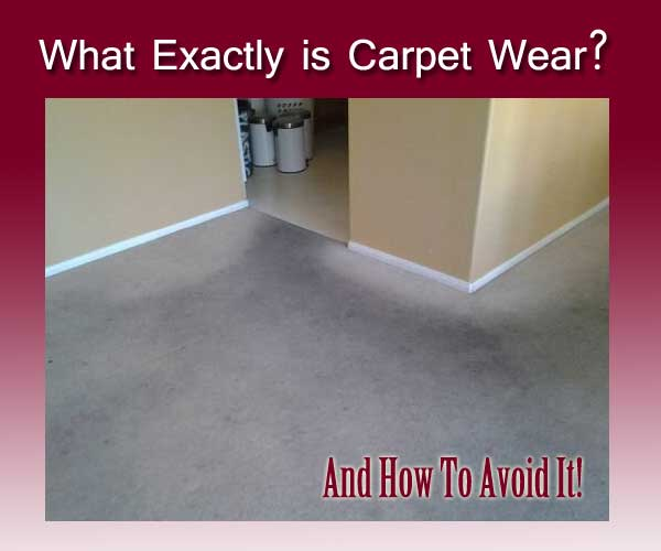 carpet wear