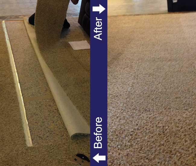El Dorado Hills Carpet Repair