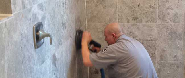 Grout Sealing for New Homes in El Dorado Hills, Tile Cleaning, Grout Sealing, Stone Cleaning, Stone Sealing, El Dorado Hills, New Construction Home Services