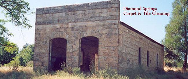 diamond springs carpet cleaning