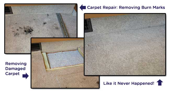 Granite Bay Carpet Repair