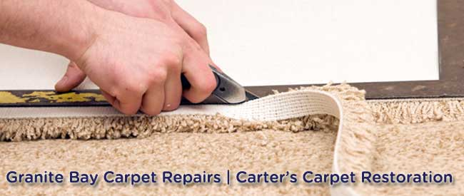 Granite Bay Carpet Repais