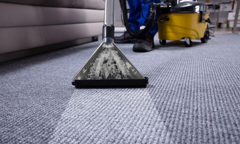 restoration vs replacement of carpet