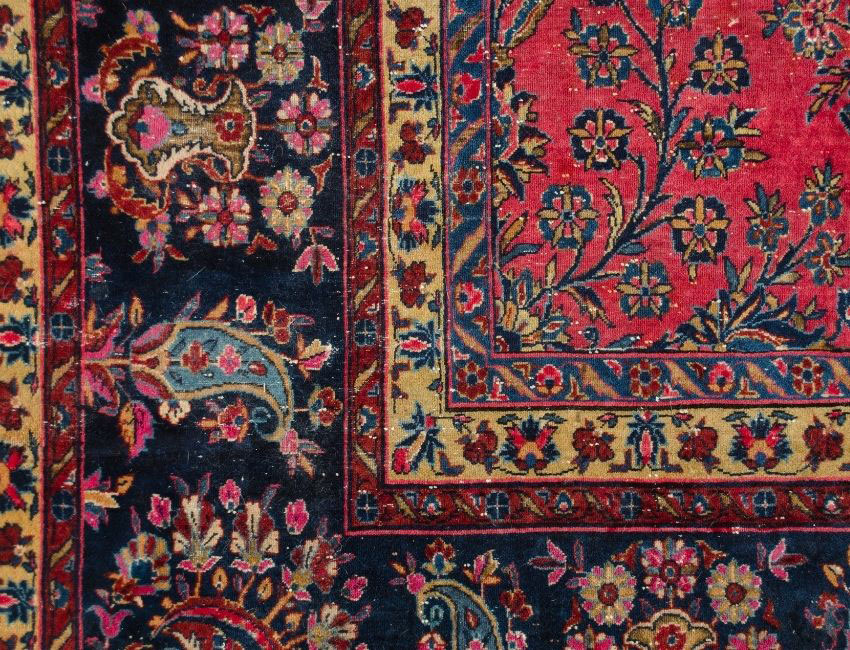 tips for cleaning area rugs and oriental rugs