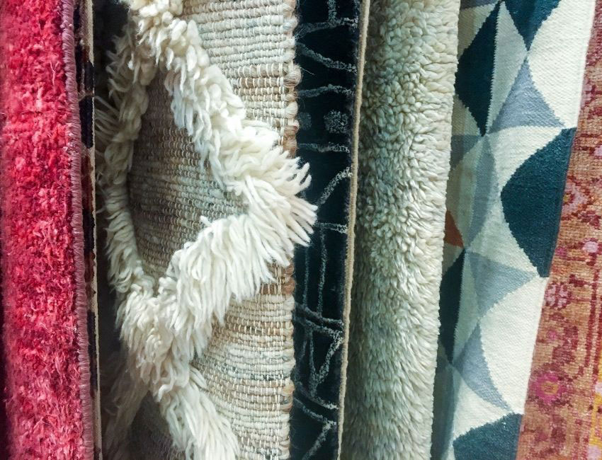 tips for cleaning an area rug