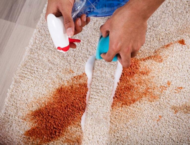 Summer carpet cleaning hacks