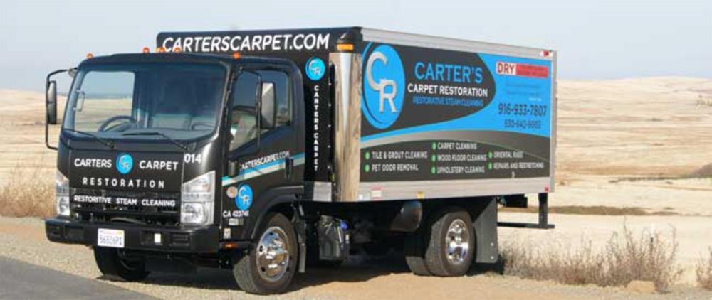commercial carpet cleaning El Dorado Hills