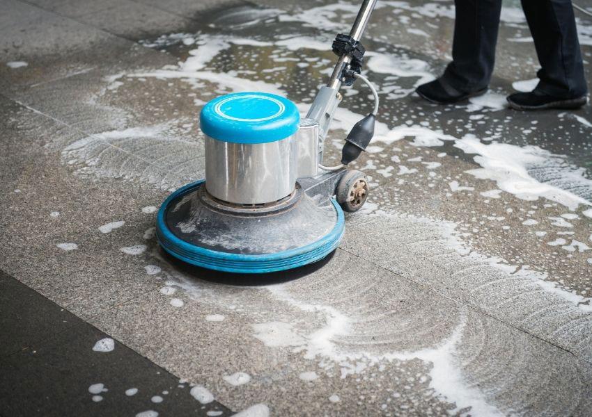 El Dorado Hills business floor cleaning