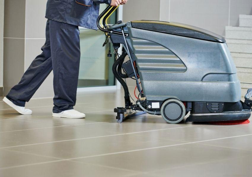commercial floor cleaning services El Dorado Hills