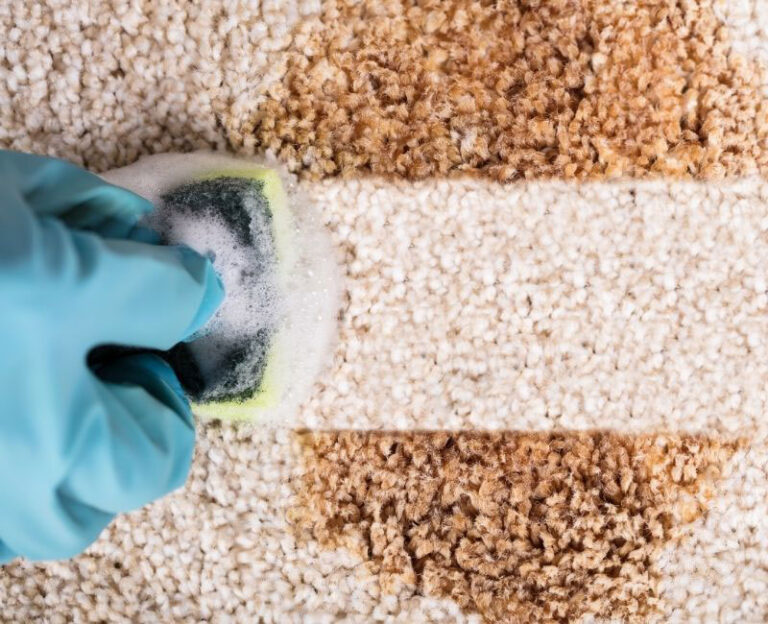hacks for carpet cleaning