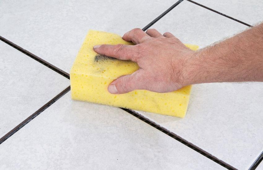 tips for cleaning tile floors