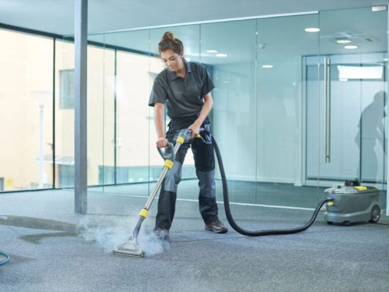 why office carpet cleaning is important